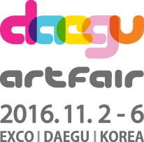 Daegu Art Fair 2016 出展いたします!