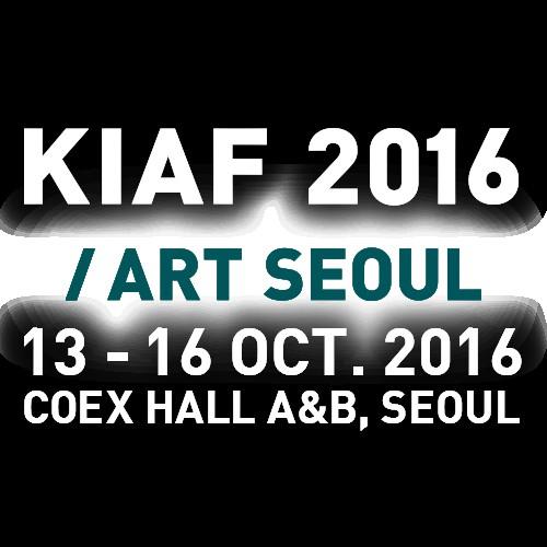 KIAF/ART SEOUL 2016に出展いたします!